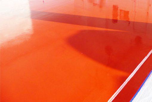رنگ اپوکسی فنولیک پرک شیشه گلس فیلیک ضد اسید